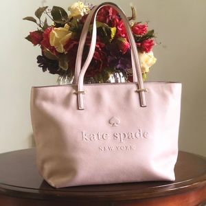 Authentic Kate Spade Leather Tote